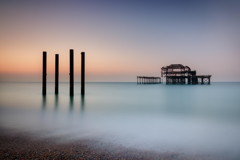 Sunrise_at_West_Pier
