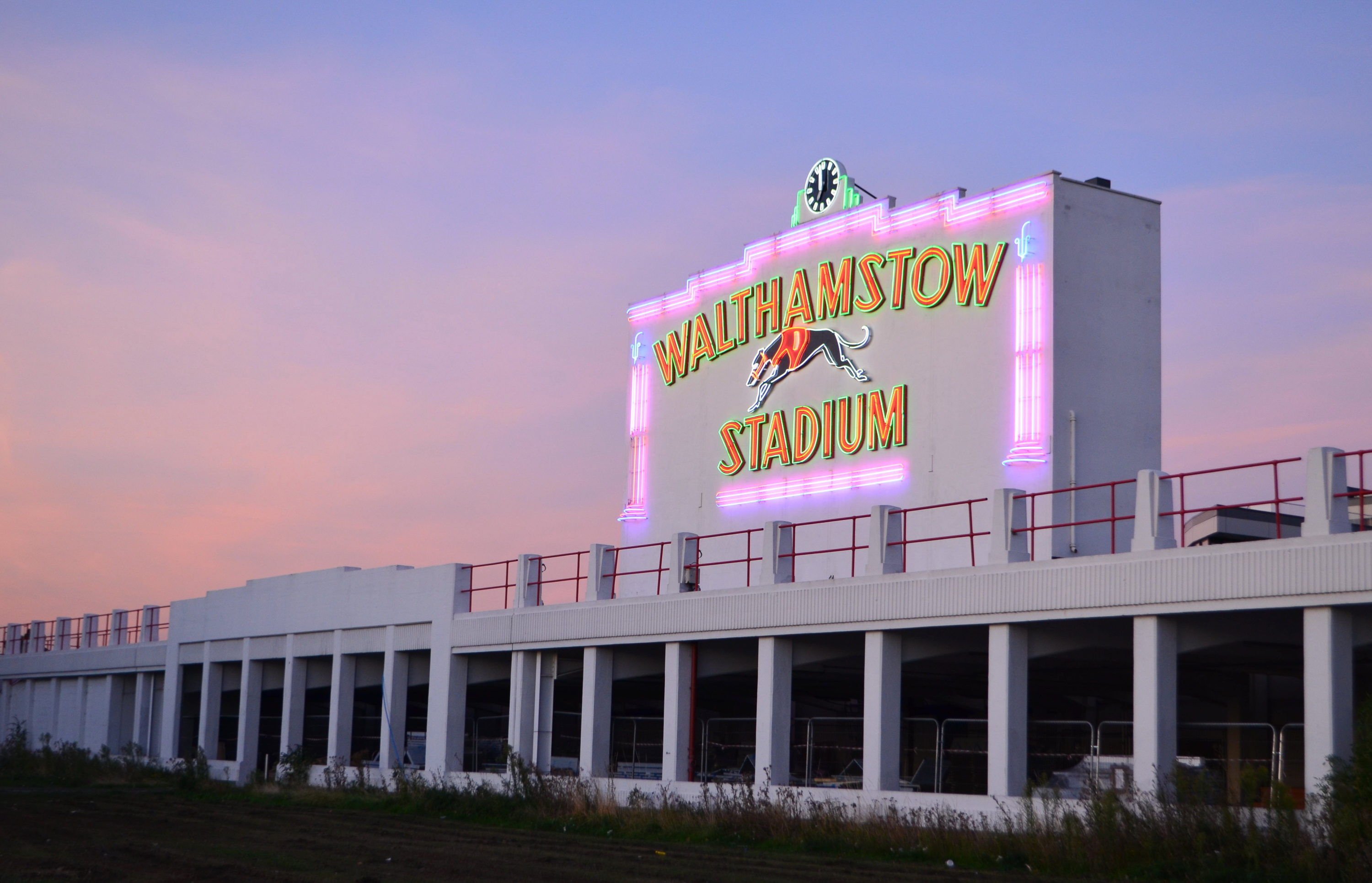 2018 Commended: Walthamstow Dogs, by Jacqueline Padmore Robinson, Wikimedia Commons CC BY-SA 4.0